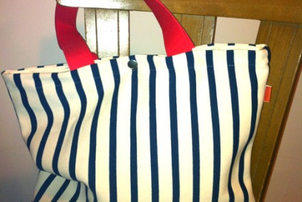 sac artiga linge basque made in france