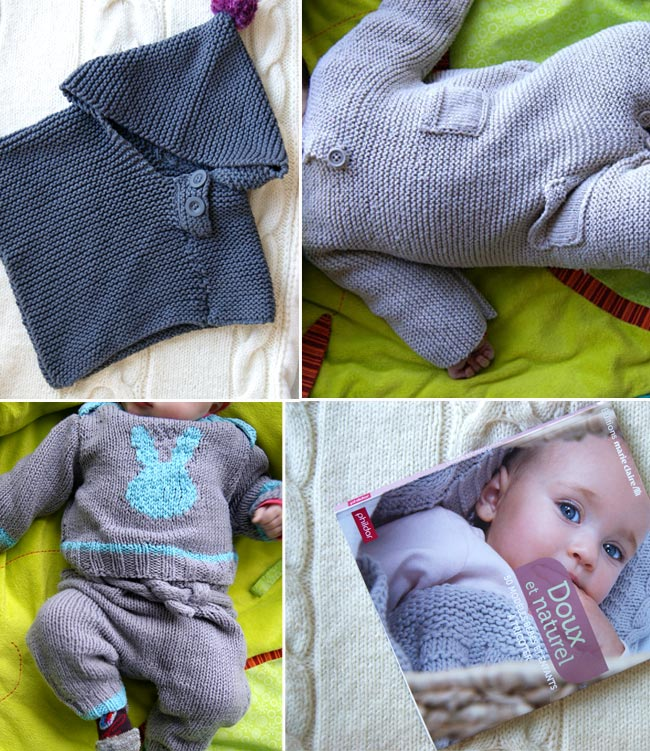tricot phildar diy laine made in france