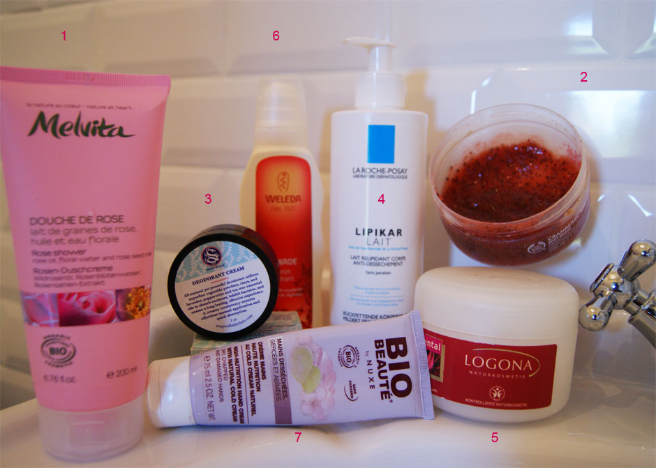 routine beauté soins cosmétiques made in france blog