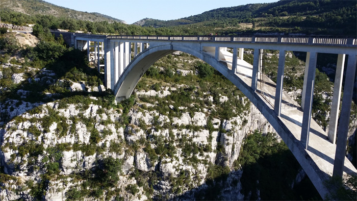 gorges du verdon tourisme road trip