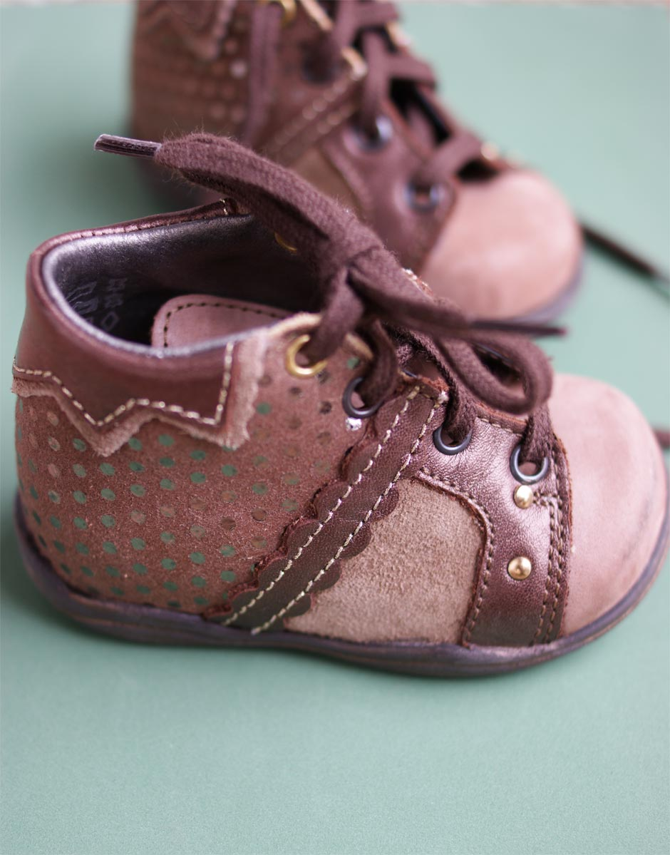boots little mary made in france kidshoes