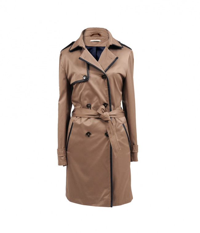 trench coat devernois fabriqué en france