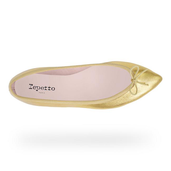 ballerine repetto brigitte bout pointu made in france