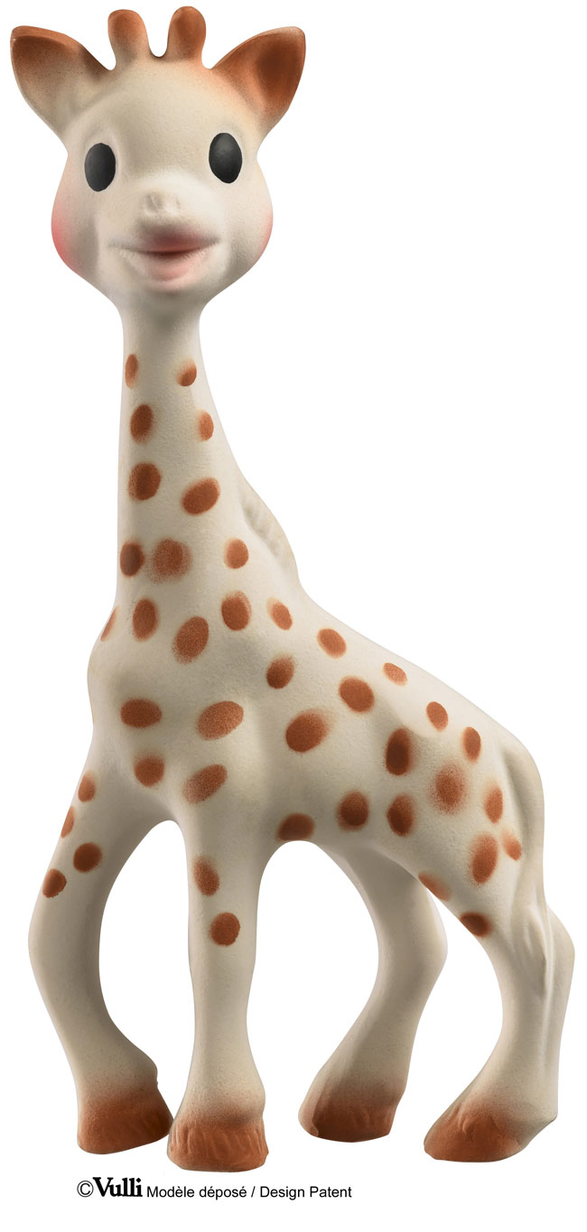 sophie la girafe made in france jouet