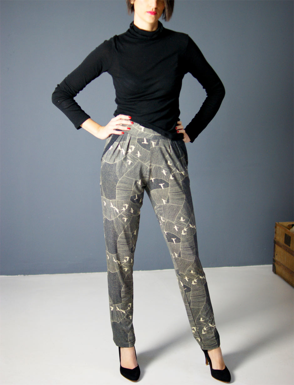 pantalon ambrym made in france