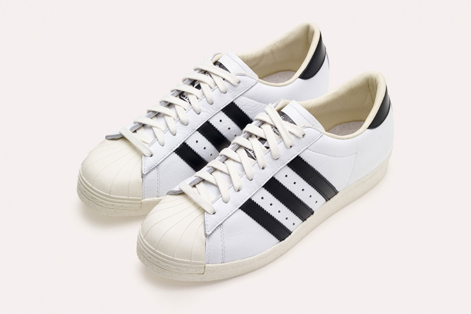 100% Frenchy: Adidas Consortium Superstar