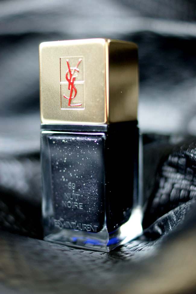 ysl vernis nuit noire luxe beauté made in france
