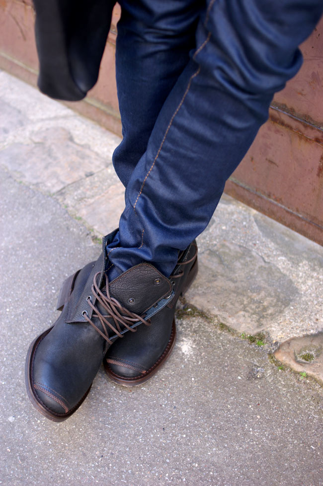 boots homme stéphane gontard made in france blog mode