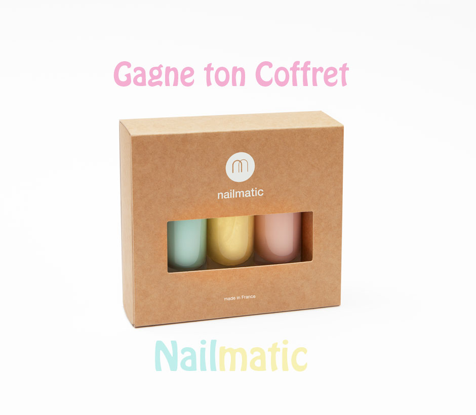 coffret vernis nailmatic made in france blog beauté