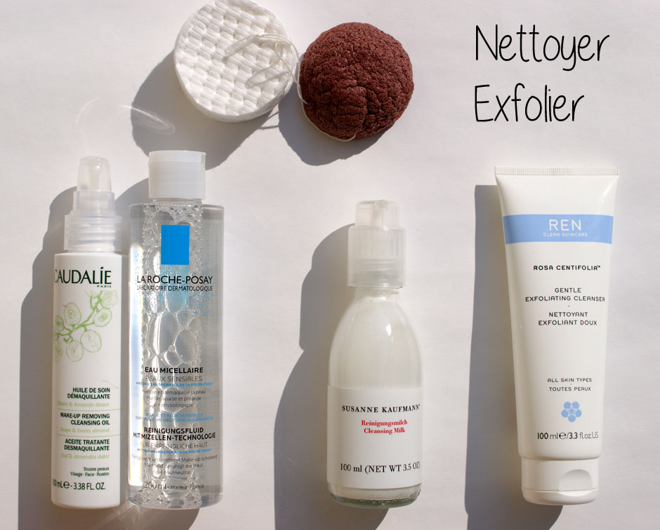 routine soins visage cosmetiques made in france blog beaute