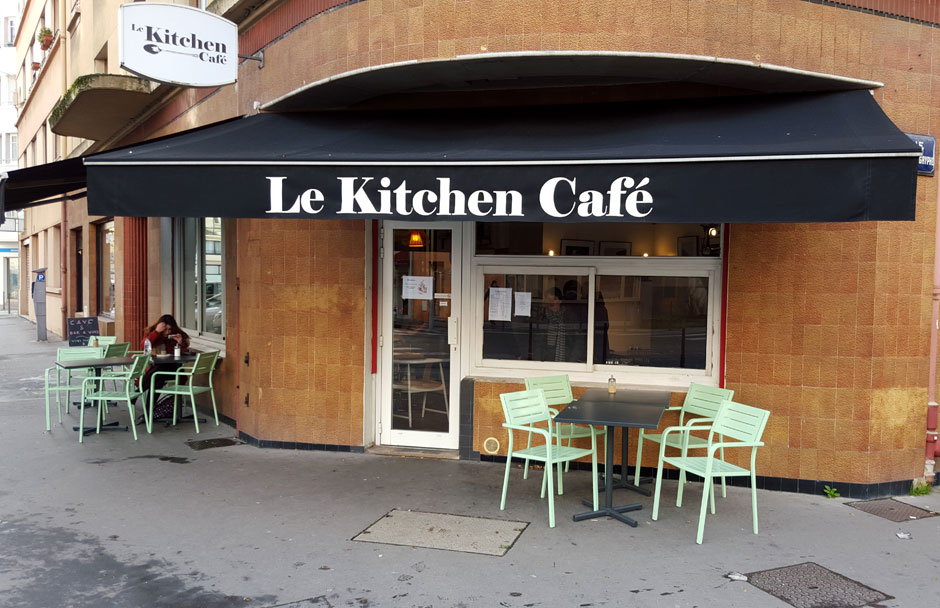 Kitchen Café in Lyon: my opinion - Mode en France