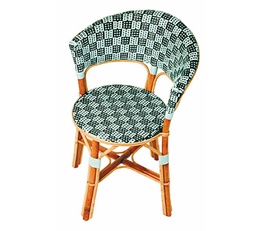 5 Made In France Outdorr Chairs