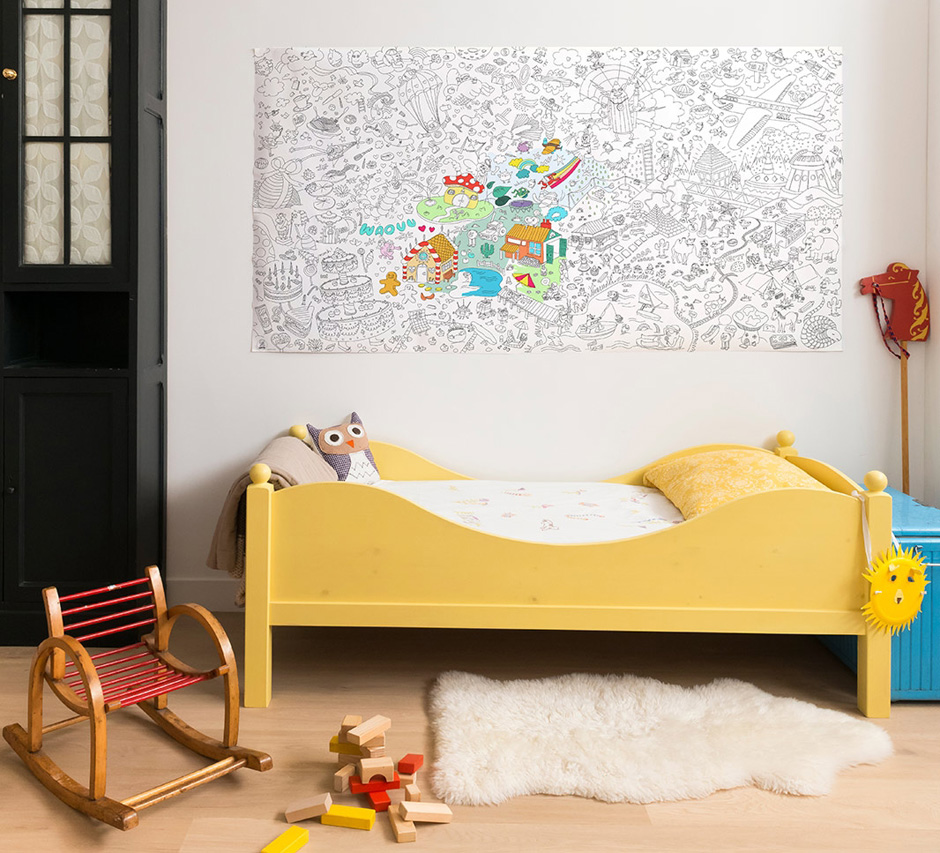 omy coloriage xxl idee cadeau enfant made in france