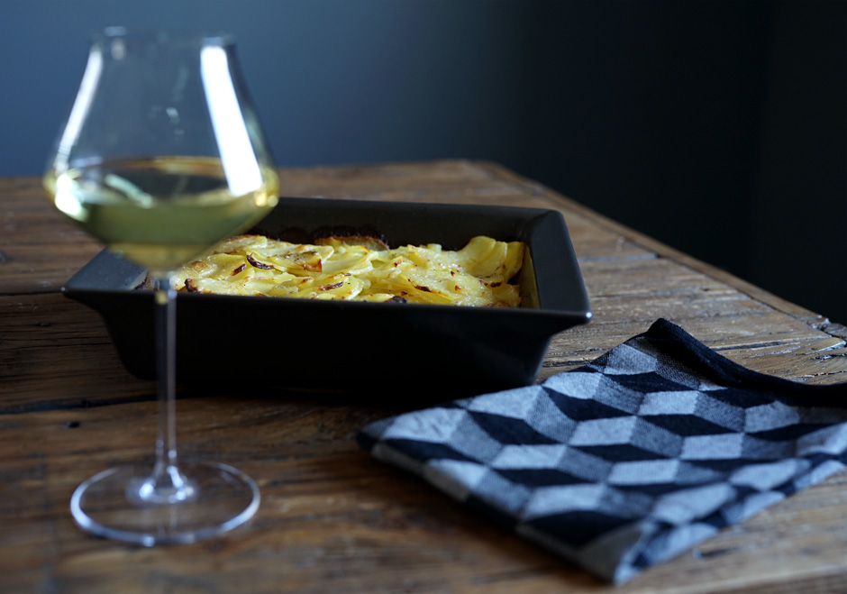 recette gratin dauphinois traditionnel made in france