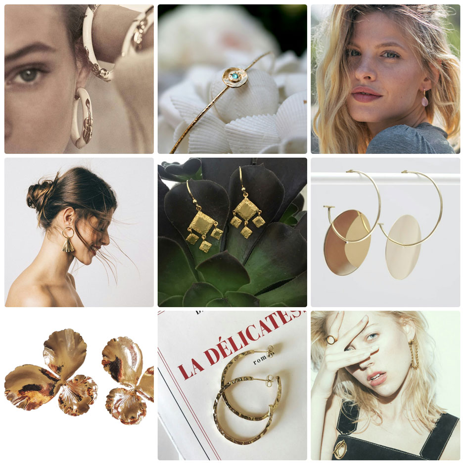 boucles oreilles made in france createurs 2018