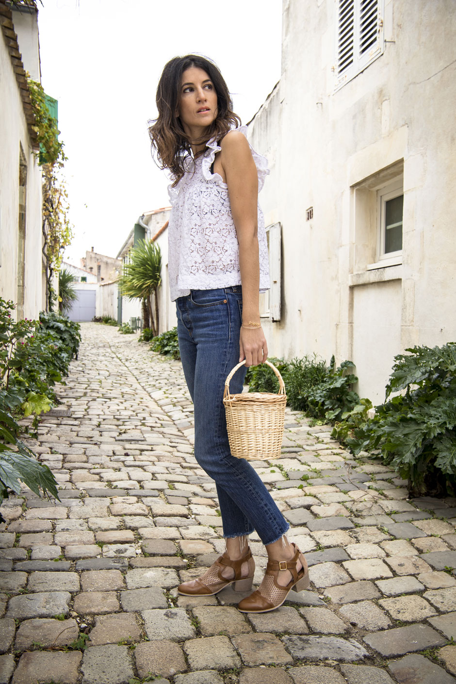 egerie blogueuse chaussures karston